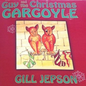 SALE! Guy and the Christmas Gargoyle
