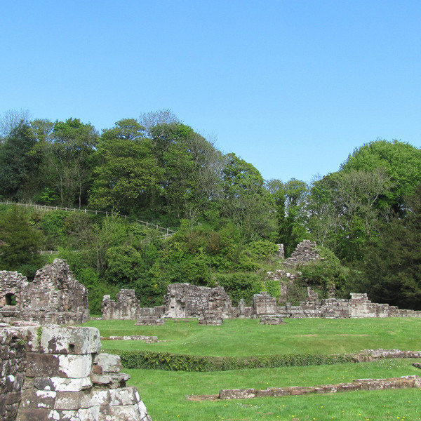 The Abbot's house