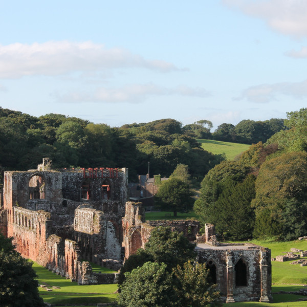 A former monastery located in the northern outskirts of Barrow-in-Furness, Cumbria, England.